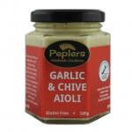 Garlic and Chive Aioli