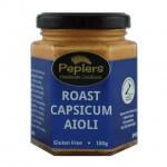Roast Capsicum Aioli